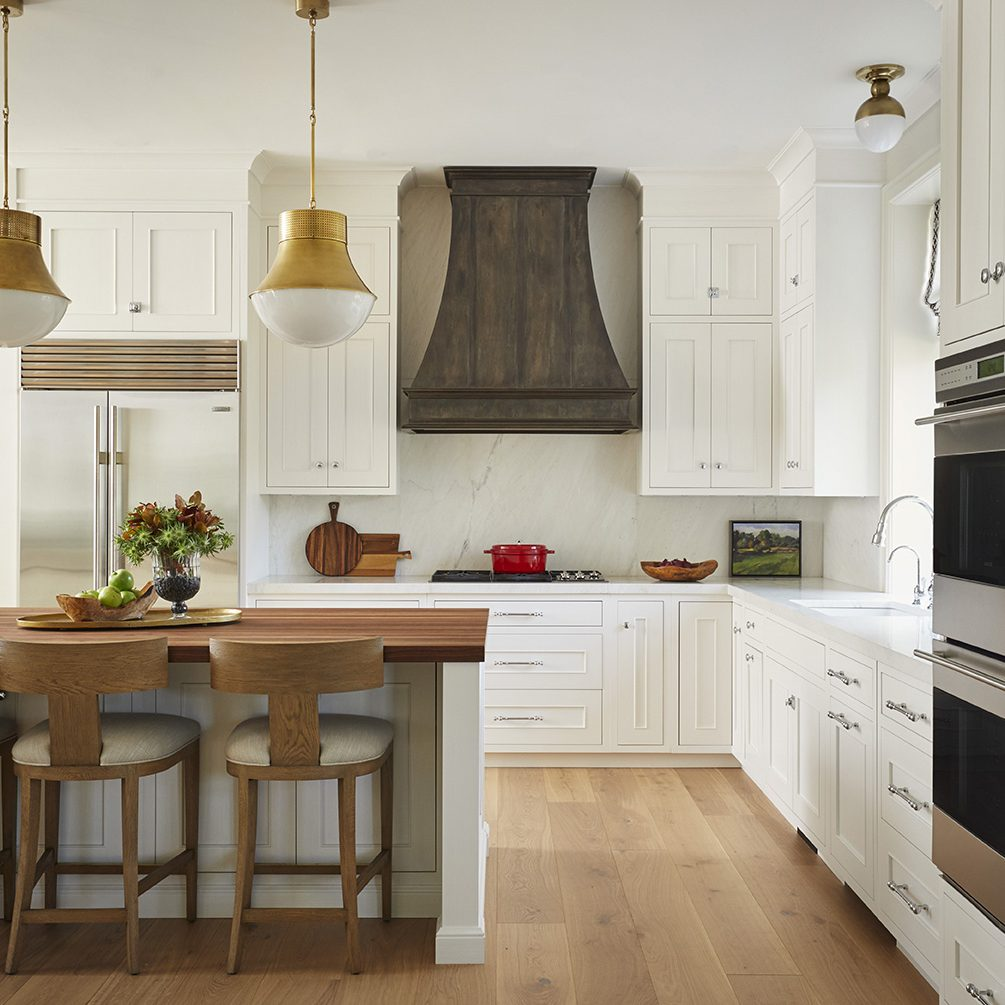 Kenowa Builders, Grand Rapids Builder: Traditional Kitchen Design, White Kitchen Remodeling